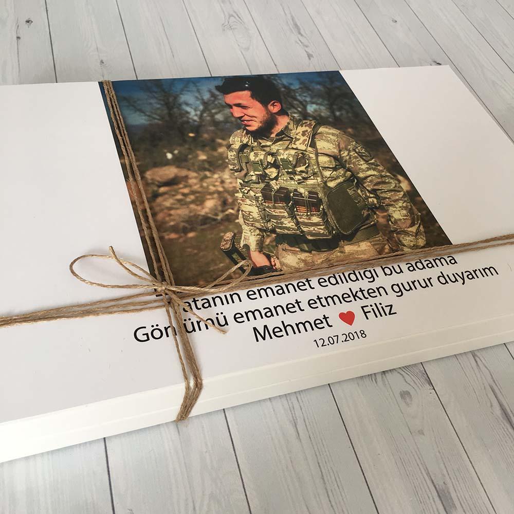 Asker Çikolatası
