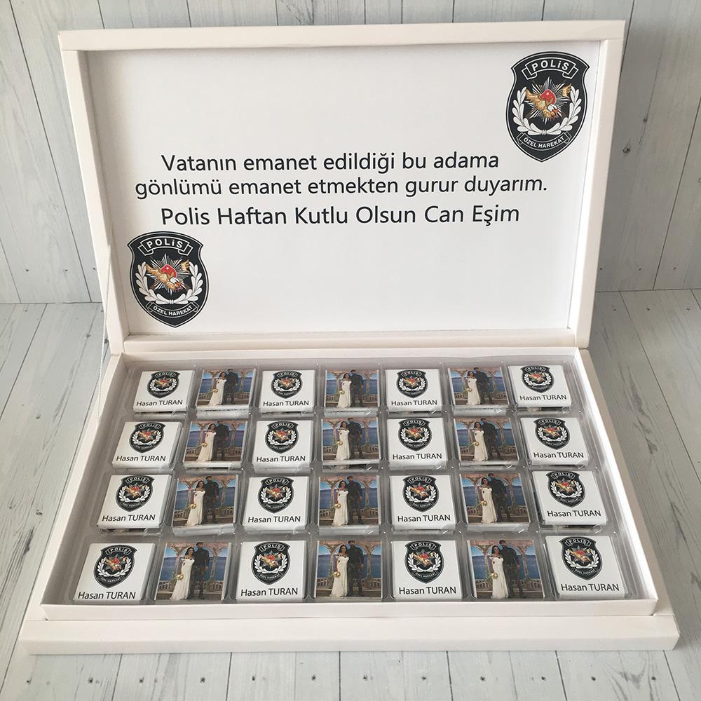Polis Çikolatası-Özel Harekat