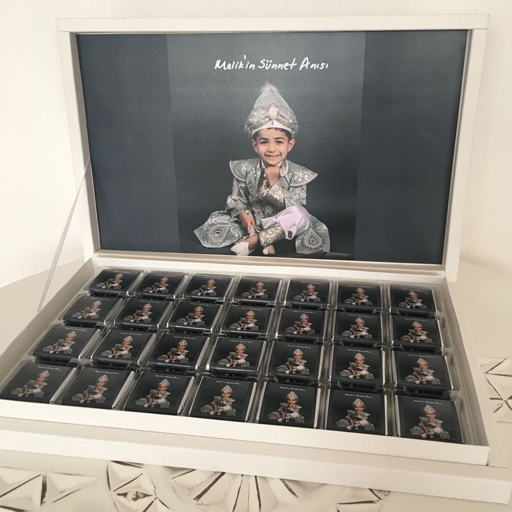 Sünnet Çikolatası-Fotoğraflı